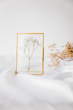 The Ultimate Bundle Set | Organised Style Living | Organised and Style your home with these beautiful gold glass decor pieces. It will compliment any space. Treat yourself today! Simple & minimal Gold Glass Photo Frame, perfect for enhancing your living space.