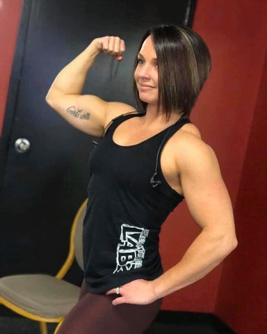 Women's Breakthrough Labz Tank (Next Level Brand)