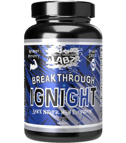 IGNIGHT: Spark Natural HGH Elevation*