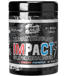 IMPACT Supercharged: Hard-Hitting Pre-Workout