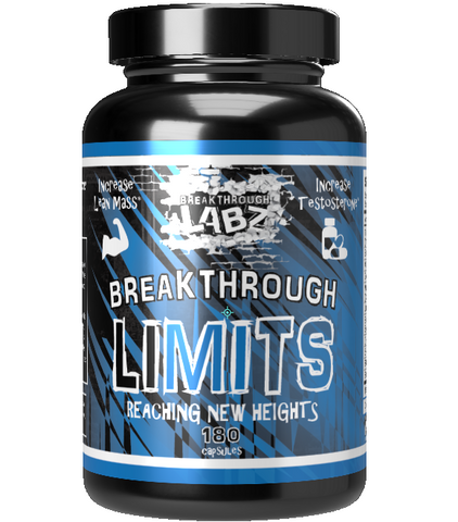 LIMITS: Legitimate Testosterone Booster*