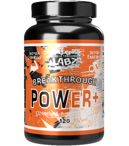 POWER+: Size, Strength, & Pump Catalyst*