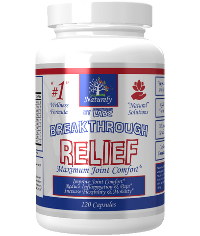 RELIEF: Maximum Joint Comfort* [2 month supply]