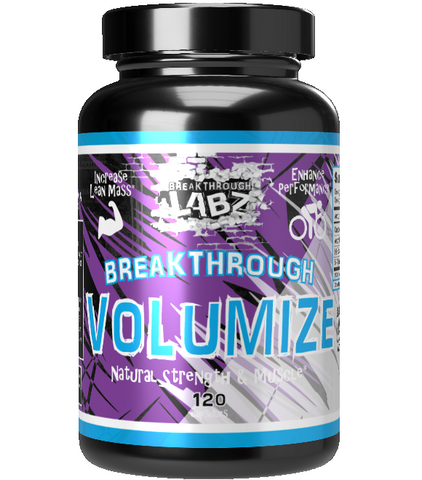 VOLUMIZE: Muscle Cell Volumizer, Strength & Mass Builder*