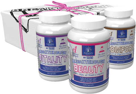 Women's Essentials Stack: BEAUTY, VITALITY, & COMFORT