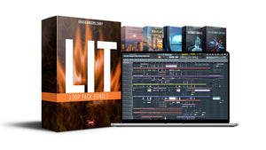 """Improve your melodies and drums instantly, finish quicker and stay inspired for MONTHS with thousands of new sounds!"""