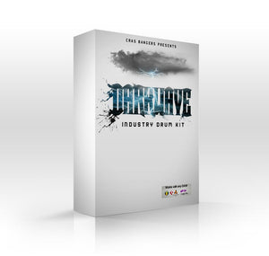 "The ""Dark Wave Official"" Drumkit Pack"