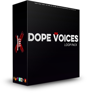 Cras - Dope Voices - Loop Pack