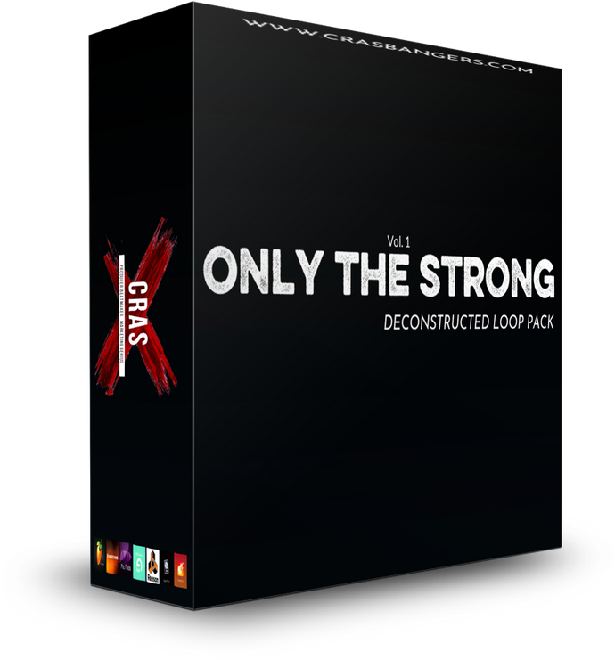 Only The Strong - Vol 1 - Deconstructed Beats Loop Pack