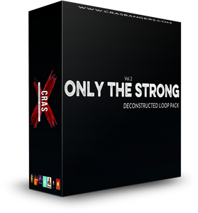Only The Strong - Vol 2 - Deconstructed Beats Loop Pack