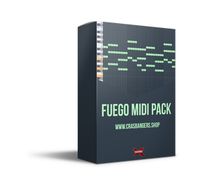 Fuego Loop and MIDI Pack