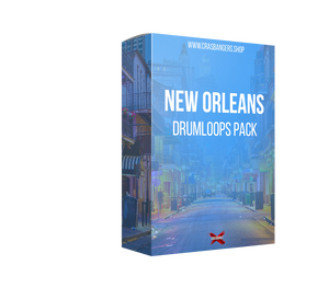 New Orleans Vol 1 Drum Loop Pack