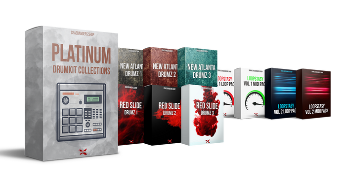 """Level up Your Beats and Stay INSPIRED for months with over 1800+ brand new sounds for your beats"