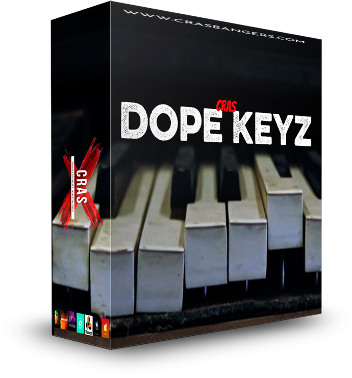 Dope Keyz - Loop Pack! ( Industry Piano Loops For Your Next Beat! )