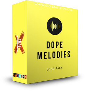 CRAS - Dope Melodies - Loop Pack