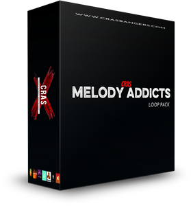 Cras - Melody Addicts Loop Pack