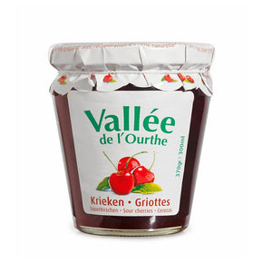 Confiture de griottes 300 ml