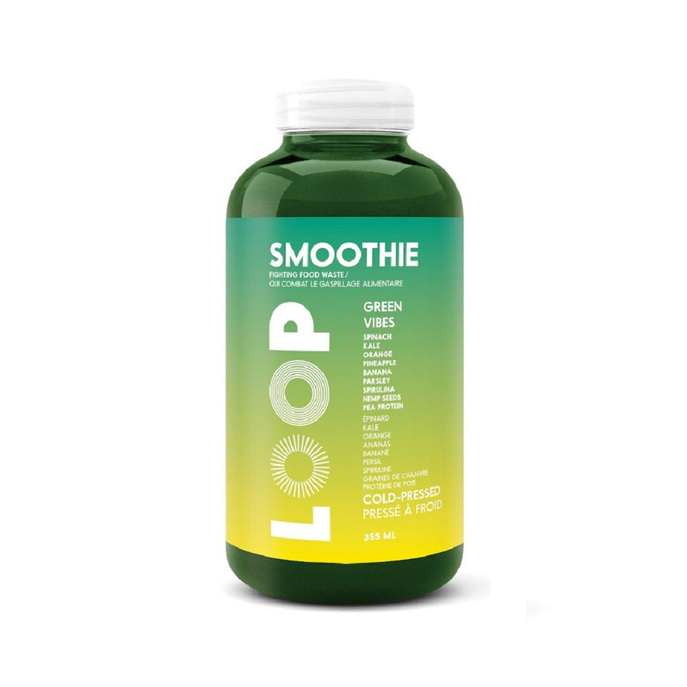 Smoothie Green vibes 355 ml