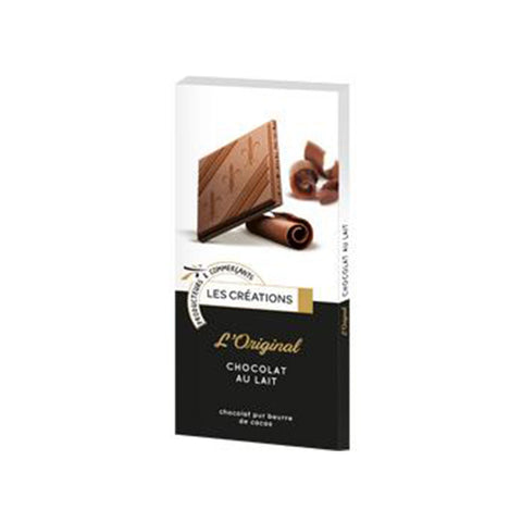 Tablette l'original chocolat au lait