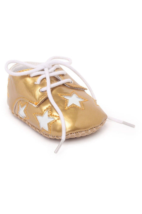 Gold Kids Infant Booties