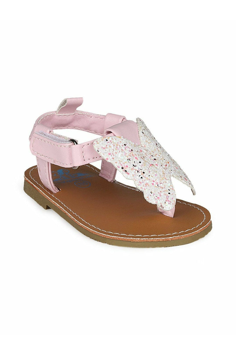 Pink Infant Girls Sandals