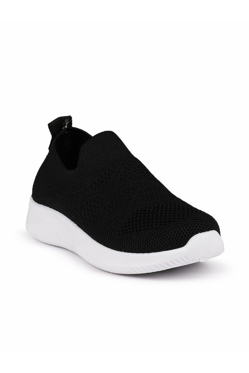 Black Kids Sneakers