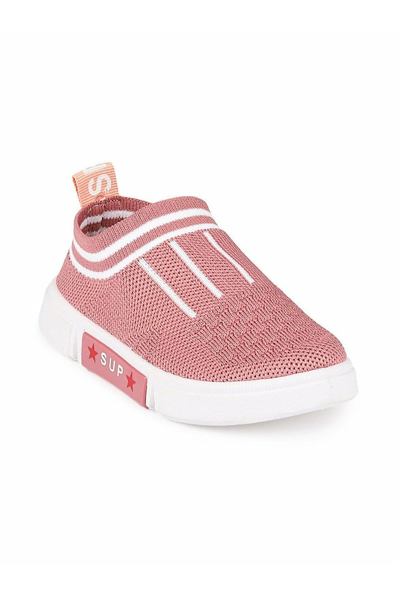 Pink Girls Sneakers