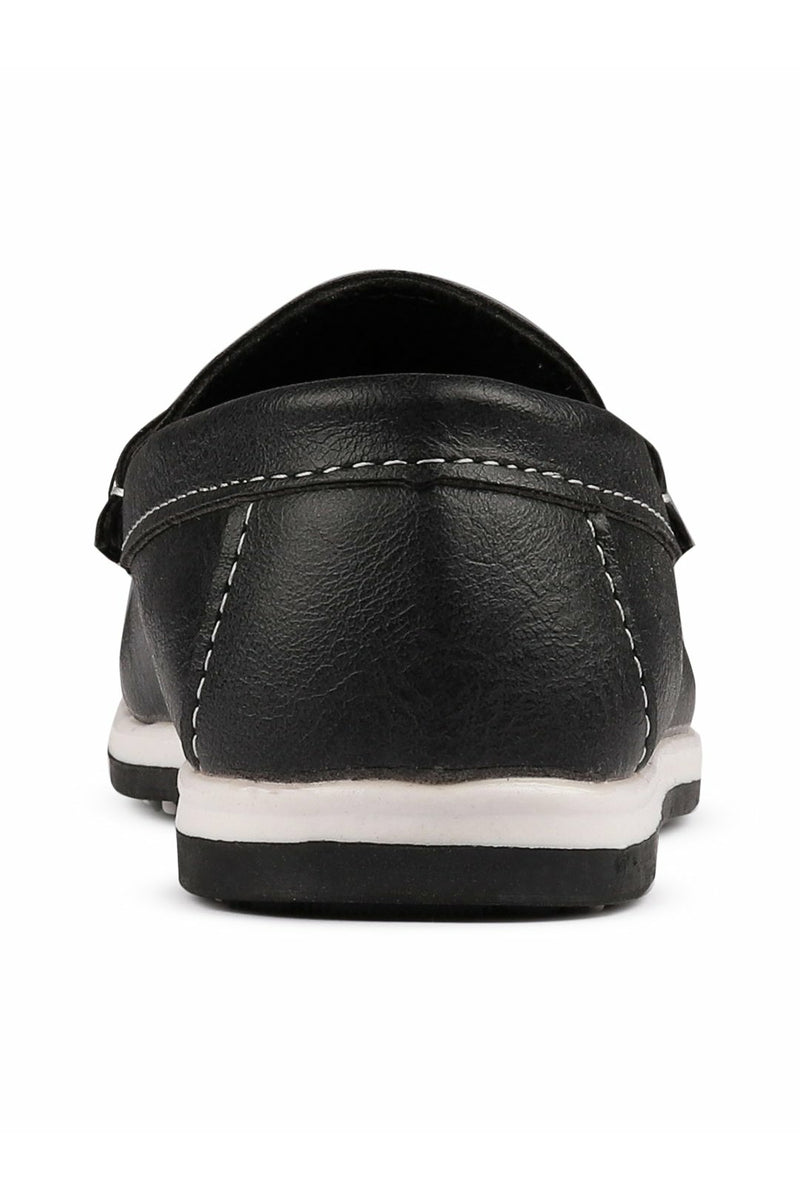 Black Boys Loafer