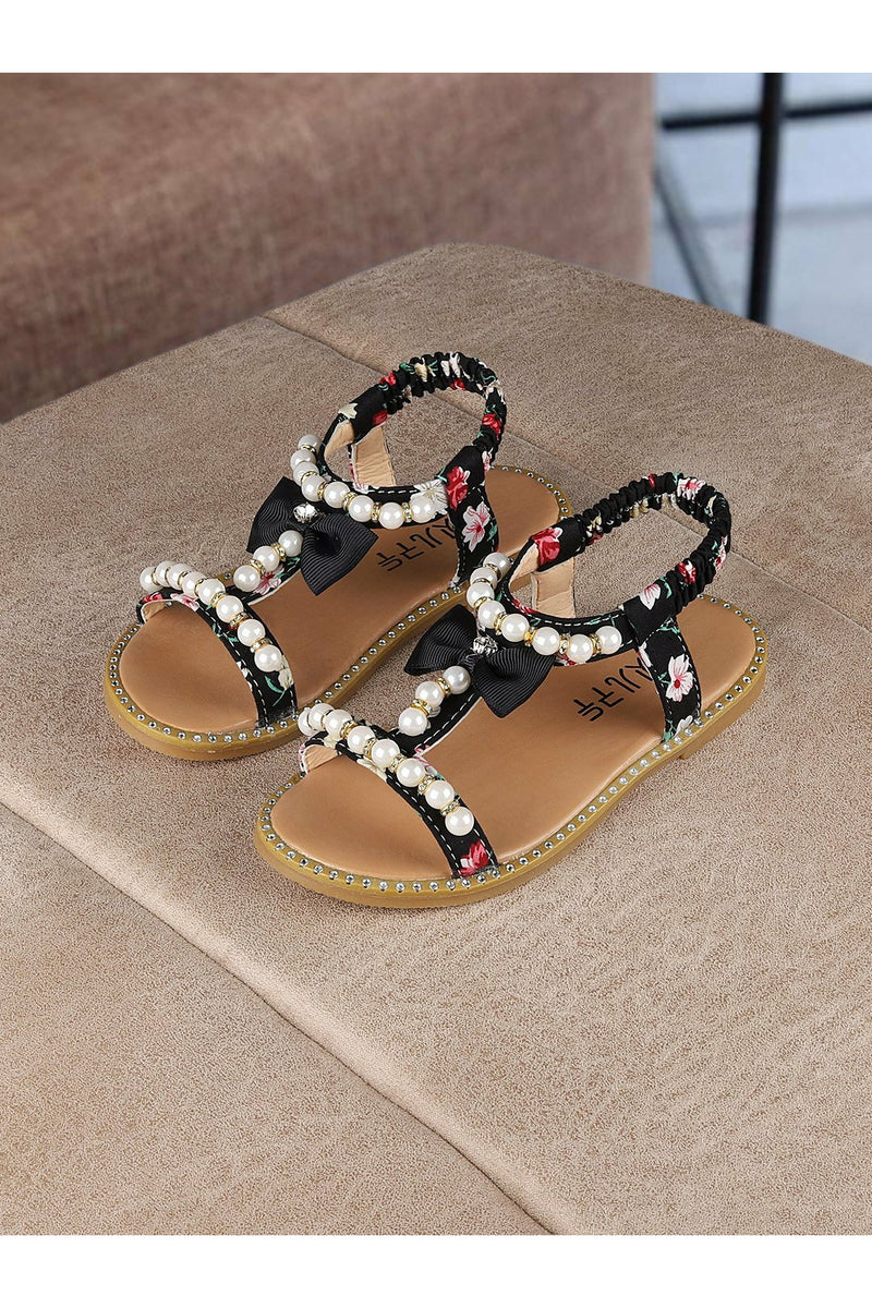 Black Girls Sandals
