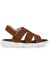 Brown Kids Sandals