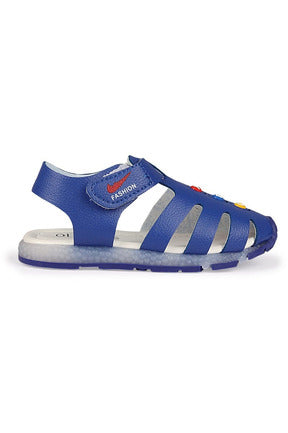 Blue Kids  LED Sandals