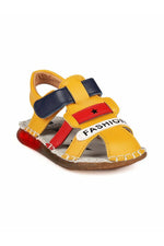 Yellow Kids Sandals