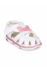 White Girls  Sandals