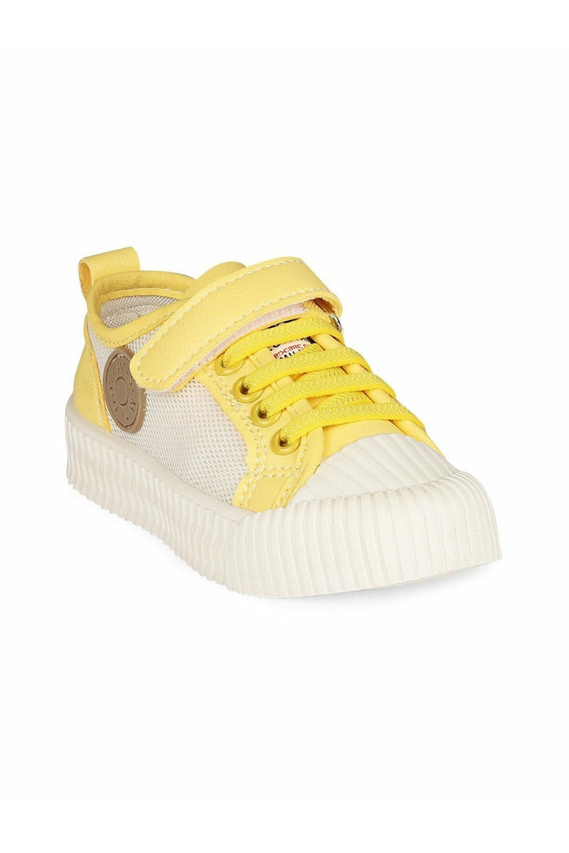 Yellow Kids Sneakers