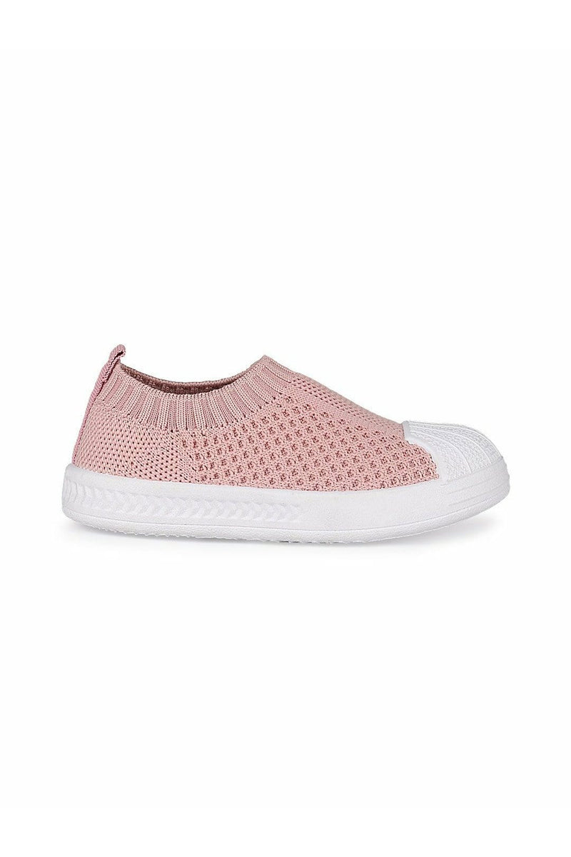 Pink Girls Slip on Shoes