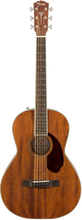 Load image into Gallery viewer, Fender PM-2 Parlor NE  Guitar All Mahogany