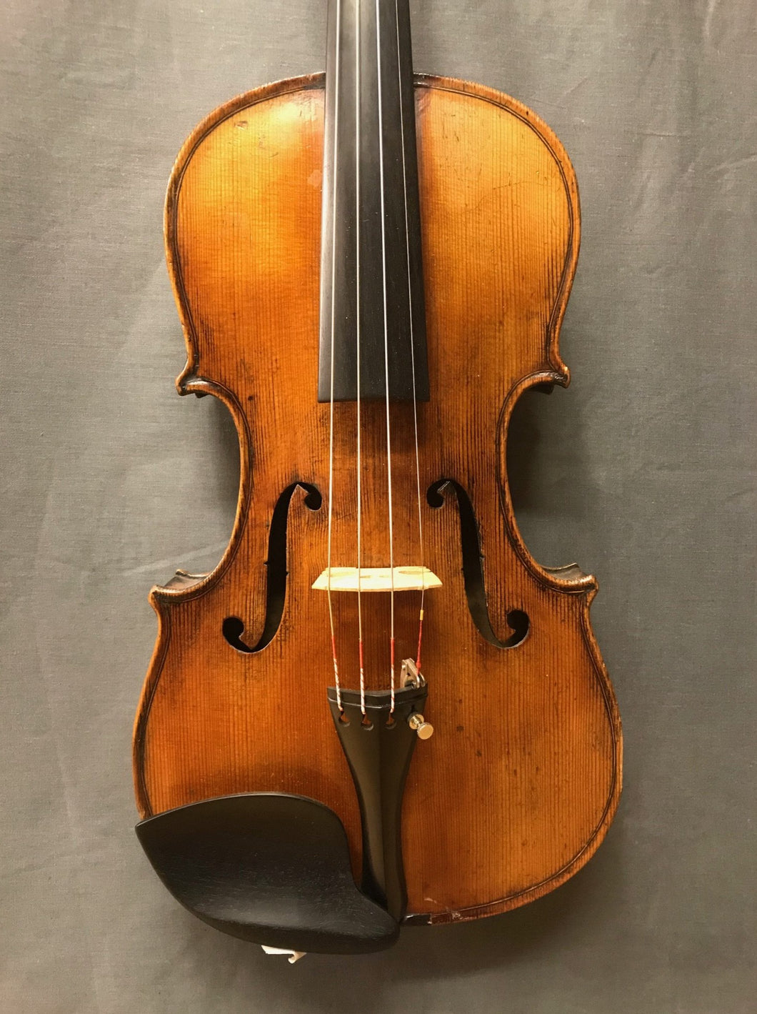 German Violin Labeled