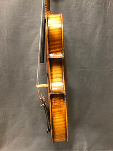 "German Violin Labeled ""Antonius Stradivarius"""