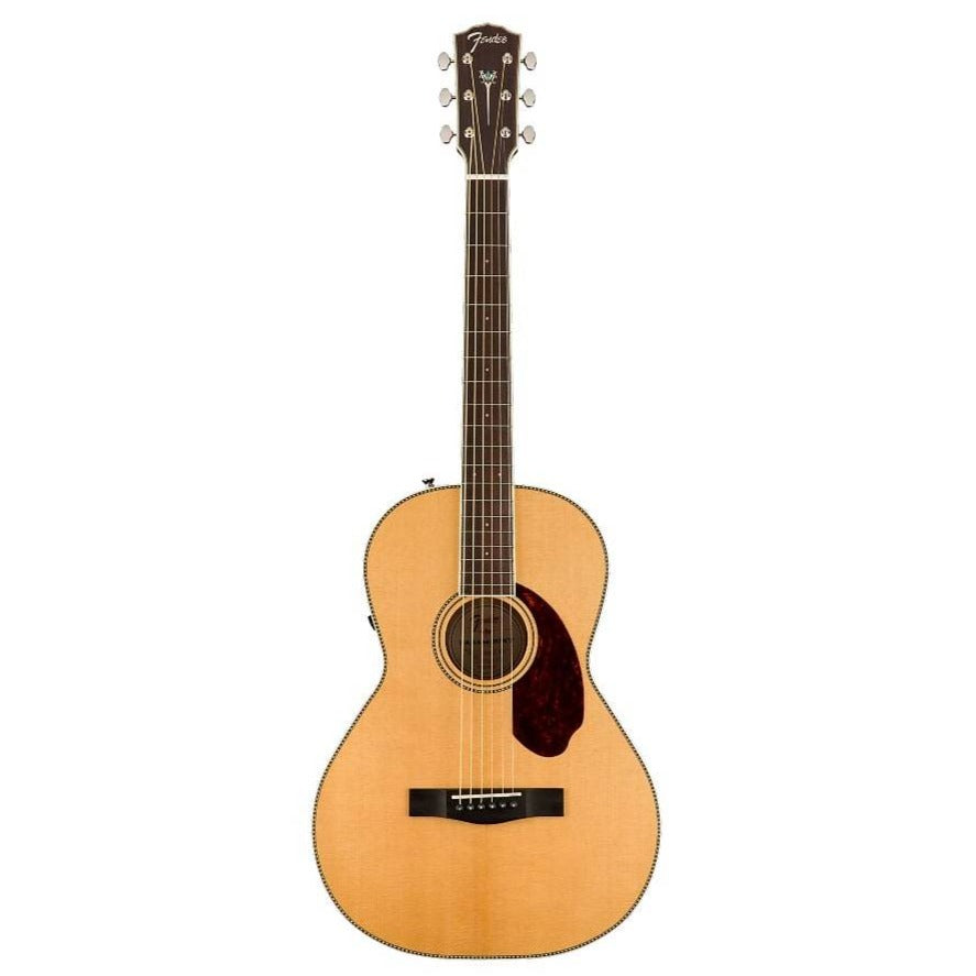 Fender PM-2 Standard Parlor Electro-Acoustic Guitar Natural