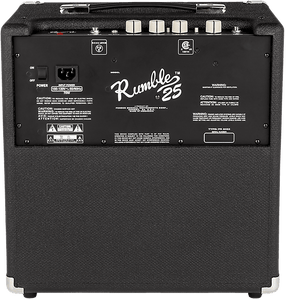 "Fender Rumble 25 V3 25-Watt 1x8"" Bass Combo Amp"
