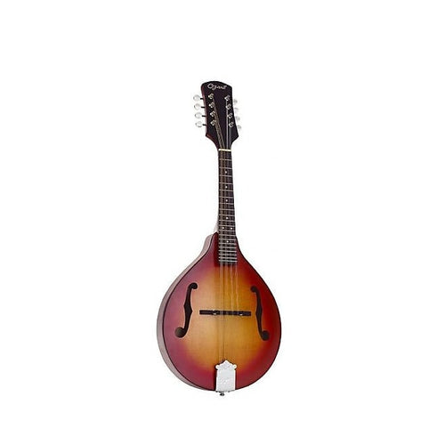 Ozark A Model Mandolin With F Holes Cherry Sunburst