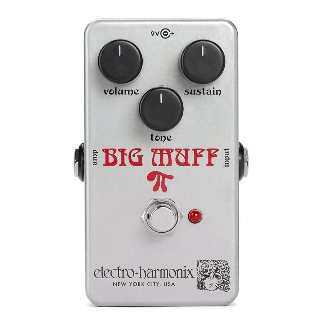 Electro-Harmonix Ram's Head Big Muff Pi Distortion/Sustainer 2019