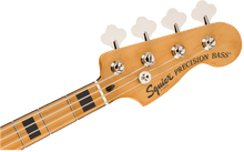 Load image into Gallery viewer, Squier Classic Vibe '70s Precision Bass 2019 Walnut