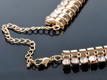 Load image into Gallery viewer, Thick Wrapped Chained Links Necklace