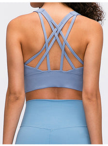 Infinite Cross Sports Bra