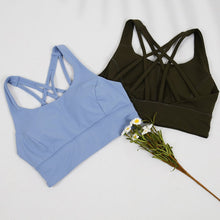 Load image into Gallery viewer, Infinite Cross Sports Bra