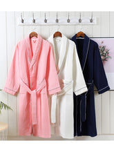 Load image into Gallery viewer, Kimono Lightweight Sweet Heart Bathrobe
