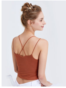 Cross Back Cami