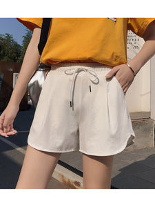 Sport Shorts Loose Casual Wide Leg A-Line Shorts