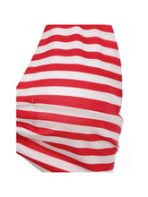 Load image into Gallery viewer, American Flag Halterneck Tube Top